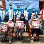 FIFGROUP Cabang Rangkasbitung Berbagi Bantu Kebutuhan Makanan Bergizi Untuk Anak Penderita Gizi Buruk dan Stunting