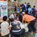 Global Qurban ACT Distribusikan 13 Ekor Sapi untuk Warga Garut