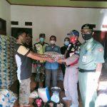 Forkopimcam Cisewu Garut Monitoring Penyaluran Sembako BPNT Bagi Seluruh KPM Di 3 Desa